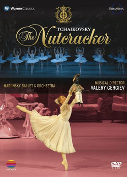 Tchaikovsky - The Nutcracker (Mariinsky Ballet And Orchestra) (DVD).CoverIMG