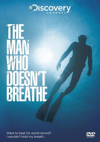 The Man Who Doesn't Breath [DVD]