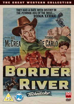 Border River (Great Western Collection) (DVD)