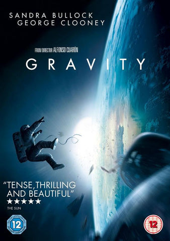 Gravity  [2013] (DVD) cover image