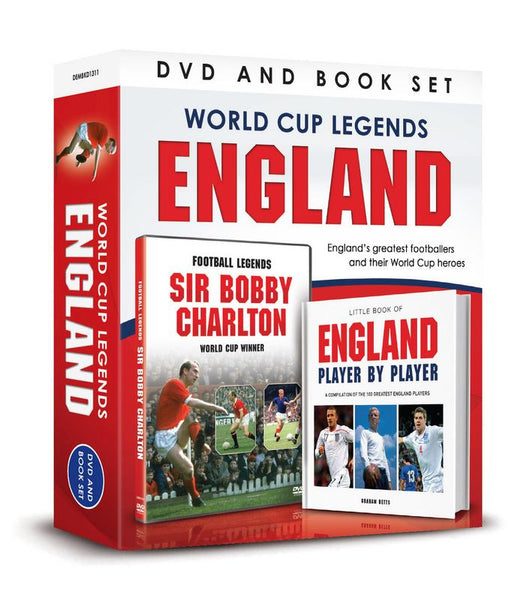 World Cup Legends England Paperback ‰ÛÒ Box set, 12 May 2014.CoverImg