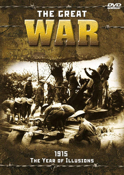 The Great War: 1915 - The Year of Illusion (DVD)