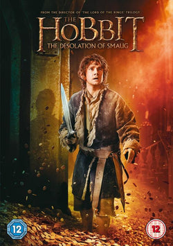 The Hobbit: The Desolation of Smaug  [2013] (DVD) cover image