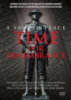A Sacred Place - Time for Remembrance (DVD)