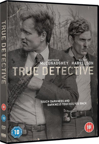True Detective - Complete First Season (DVD) cover image