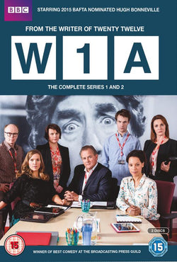 W1A - Series 1-2  [2014] (DVD).CoverIMG