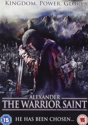 Alexander: The Warrior Saint  [2008] (DVD) cover image