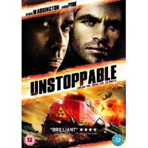 Unstoppable  (DVD).CoverIMG
