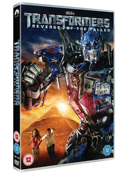 Transformers: Revenge of the Fallen (1-Disc) [DVD].CoverImg