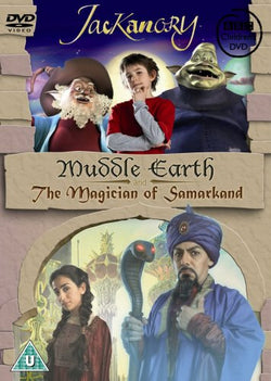 Jackanory: Muddle Earth/The Magician Of Samarkand [DVD].CoverImg