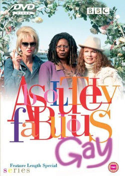 Absolutely Fabulous Gay - Feature Length Christmas Special (DVD)
