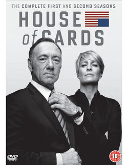 House of Cards - Series 1 & 2 Box Set (DVD).CoverIMG