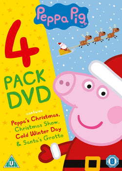 Peppa Pig: The Christmas Collection [DVD].CoverImg