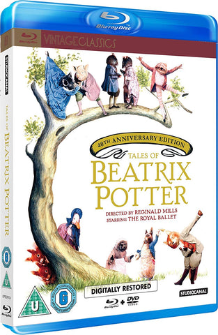 Tales of Beatrix Potter (DVD)