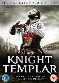 Arn: Knight Templar - Extended Edition  (DVD) cover image