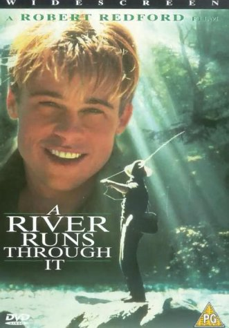 A River Runs Through It  [1993](DVD) cover image