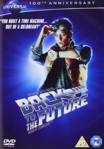 Back To The Future - Augmented Reality Edition [DVD].CoverImg
