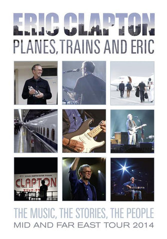 Planes, Trains And Eric  [2014] [NTSC] (DVD) cover image
