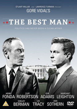 The Best Man (1964) (B&W) (DVD).CoverIMG