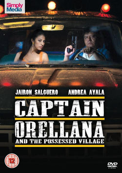 Captain Orellana and the Possessed Village  (DVD) cover image