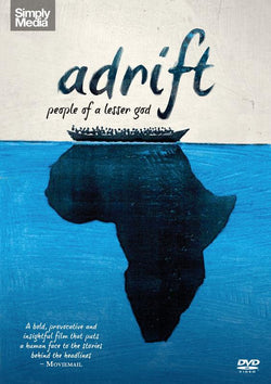 Adrift: People of a Lesser God  (DVD) cover image