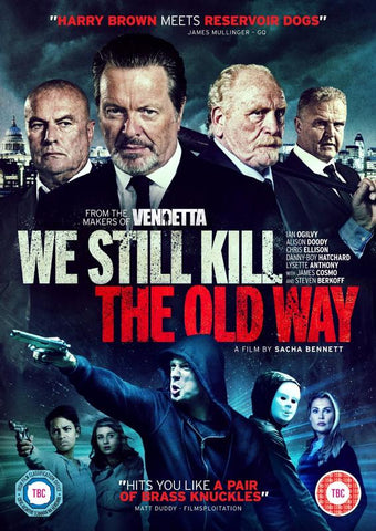 We Still Kill The Old Way  (DVD) cover image