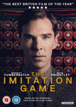 The Imitation Game [DVD].CoverImg