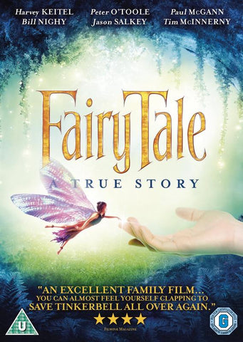 Fairytale: A True Story (DVD) cover image