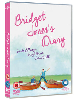Bridget Jones`S Diary  (DVD) cover image