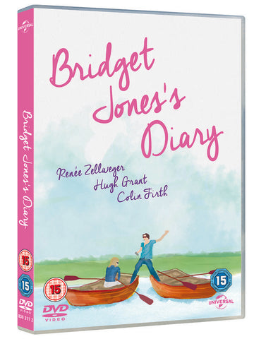 Bridget Jones`S Diary(DVD) cover image