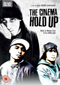 The Cinema Hold Up (Asalto Al Cine)  (DVD) cover image