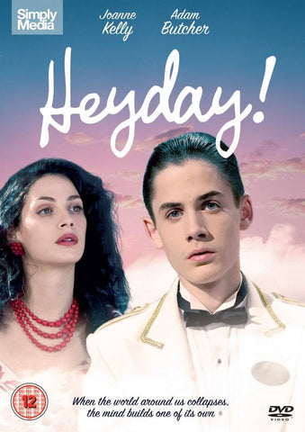 HeyDay!  (DVD) cover image