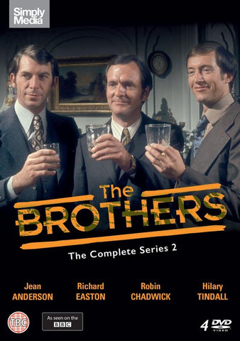 The Brothers Series 2 (DVD) cover image