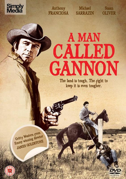 A Man Called Gannon (DVD) cover image