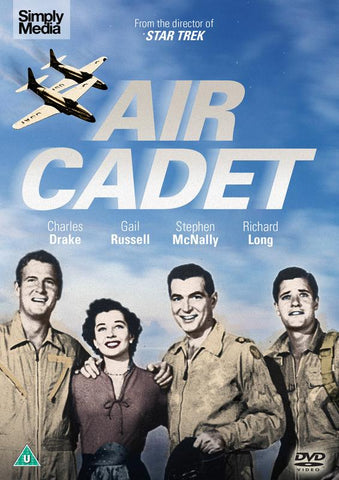 Air Cadet (DVD).Cover Image