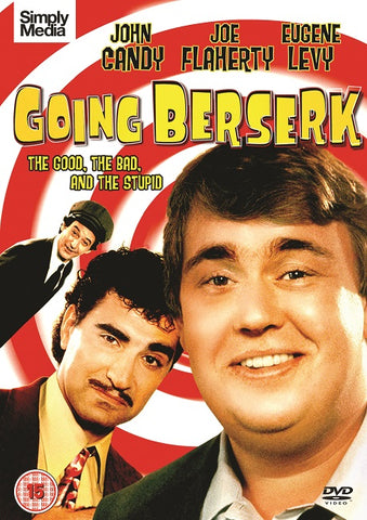 Going Berserk  (DVD) cover image