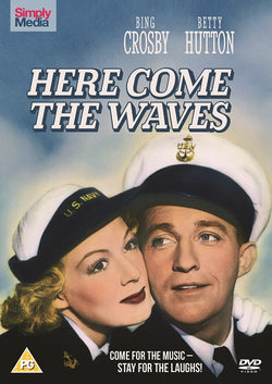 Here Come The Waves  (DVD) cover image