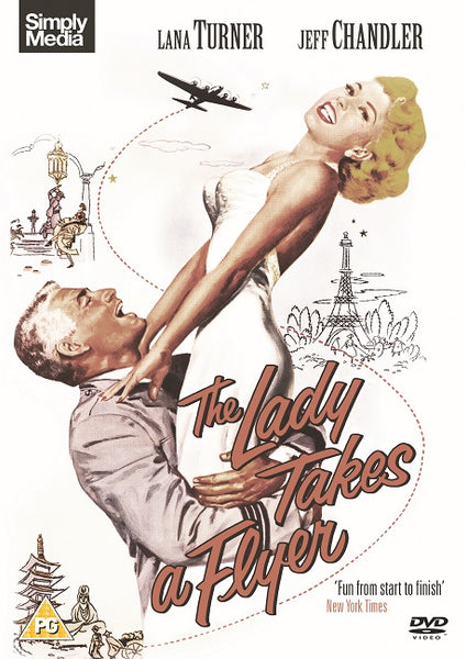 The Lady Takes A Flyer  (DVD).CoverIMG
