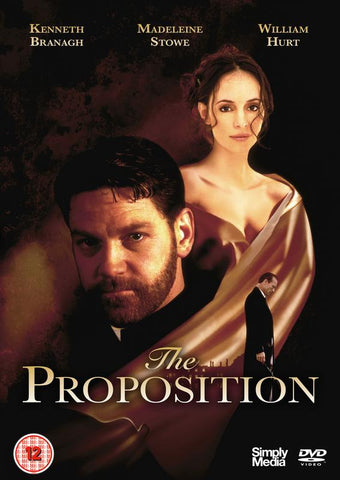 The Proposition  (DVD) cover image