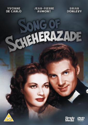 Song Of Scheherazade  (DVD) cover image
