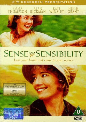 Sense And Sensibility  [1996](DVD) cover image