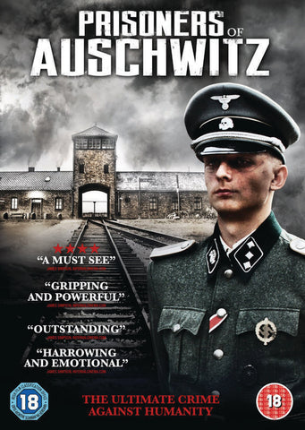 Prisoner Of Auschwitz (DVD) cover image