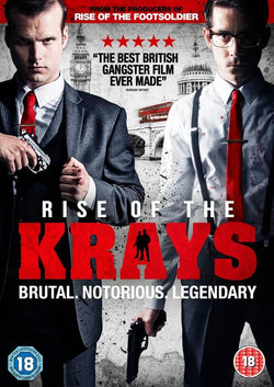 Rise Of The Krays  (DVD) cover image