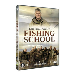 Nick Hancock's Fishing School  (DVD) cover image
