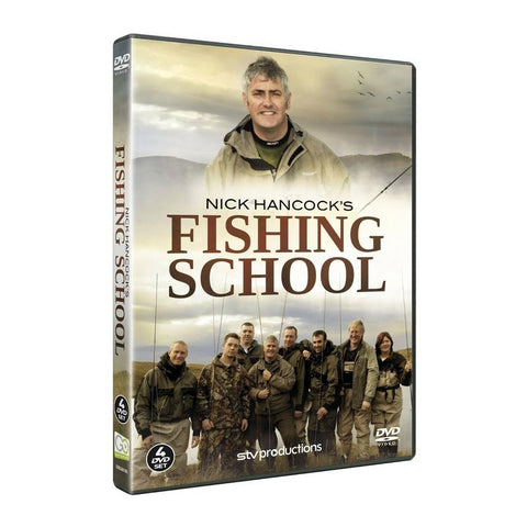 Nick Hancocks Fishing School(DVD) cover image