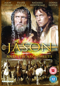 Jason and the Argonauts (DVD)