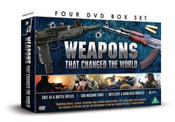 Weapons That Changed the World (Gift Set) (DVD).CoverIMG