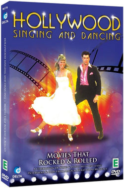 Hollywood Singing & Dancing Movies That Rocked N Rolled [DVD].CoverImg