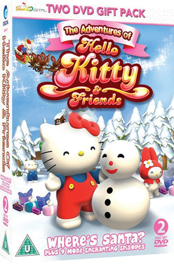 Hello Kitty - Where's Santa / Lost & Hound (DVD)