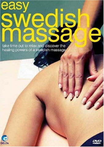 Easy Swedish Massage (Health, Fitness, Exercise, Well Being) [DVD].CoverImg